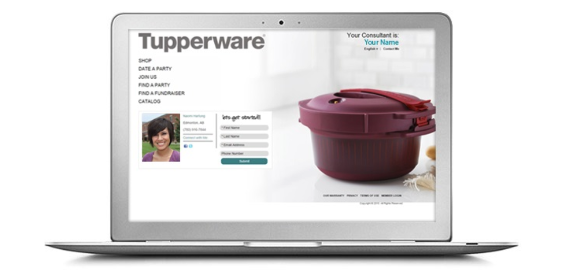 www.my.tupperware.com