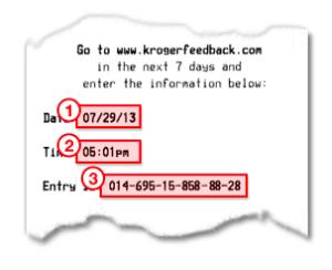 krogerfeedback.com fuel points